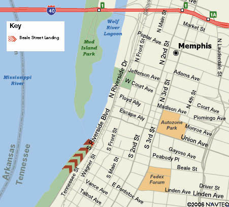 map of beale street memphis Friends For Our Riverfront Beale Street Landing What Where Why map of beale street memphis